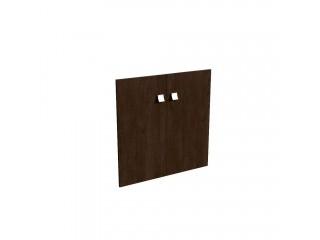 12554 Комплект низких деревянных дверей (770х770х16)