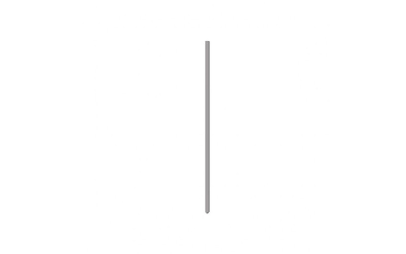 D-160 Стоечный профиль для высоких перегородок (30х30х1615)