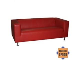 3-х местный диван с подлокотниками (опора 100 мм) (1800х880х660 мм)