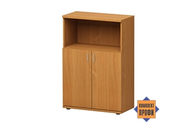 2591 Шкаф полузакрытый, средний (1226Х768Х370мм)