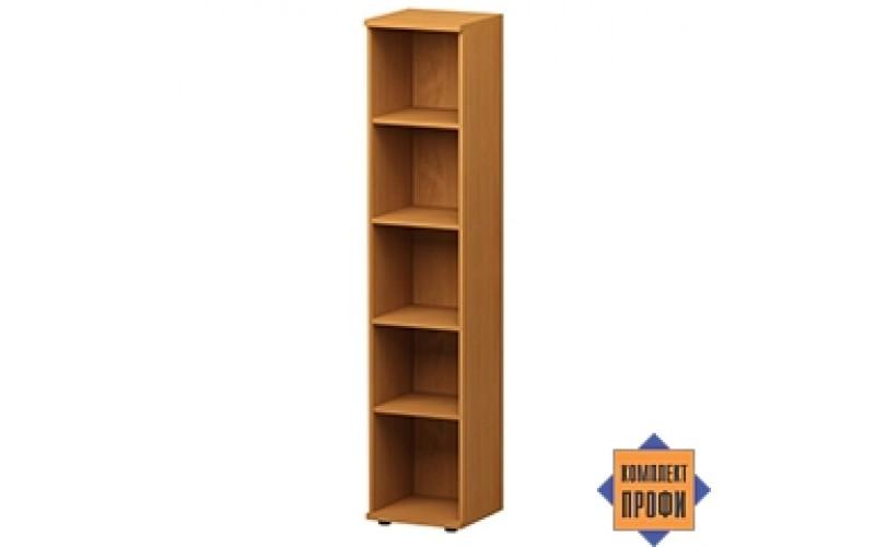 2542 Шкаф узкий, открытый (1994Х386Х367мм)