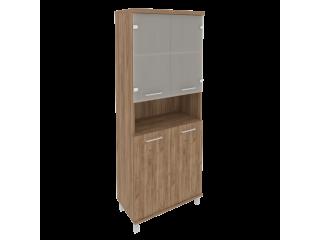 KST-1.4 Шкаф высокий комбинированный (800х430х2060 мм)