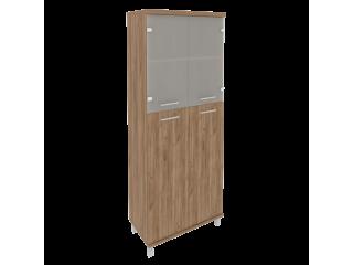 KST-1.7  Шкаф высокий комбинированный (800х430х2060 мм)