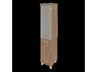KSU-1.2  Шкаф высокий узкий правый (400х430х2060 мм)