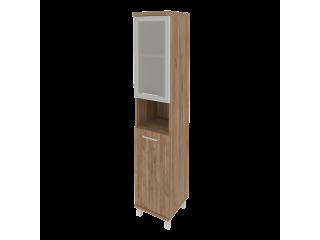 KSU-1.4R Шкаф высокий узкий правый (400х430х2060 мм)
