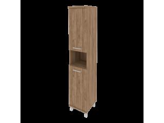 KSU-1.5 Шкаф высокий узкий правый (400х430х2060 мм)