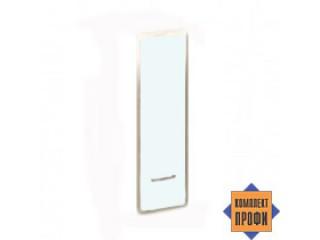 KS-2RR Дверь стеклянная средняя правая (397х1097 мм)