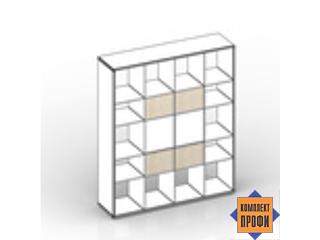 SPBAC3824 Комплект задних стенок для стеллажа (385х180х246 мм)