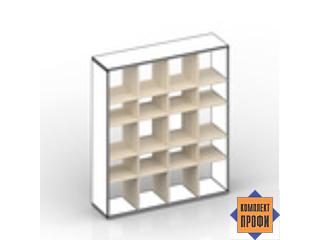 SPINT Комплект вертикальных стоек и полок для стеллажа