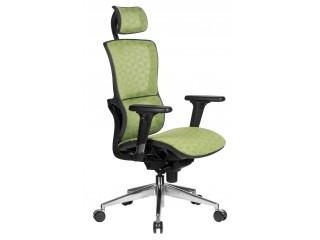 Кресло для персонала A8 (чёрный пластик)