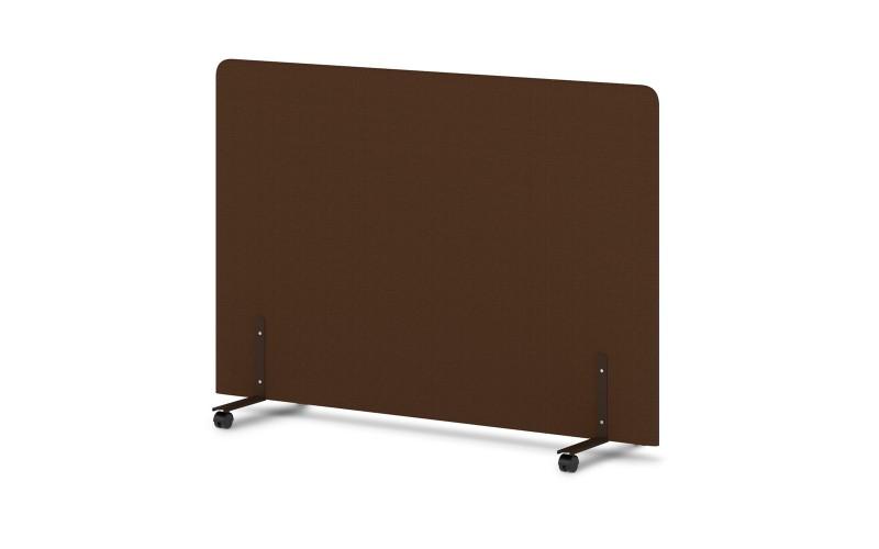 500243 Экраны напольные к столам (1600х30х1350)