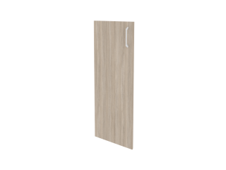 O.D-2(L/R) Фасад ЛДСП средний левый/правый (396*18*1150)