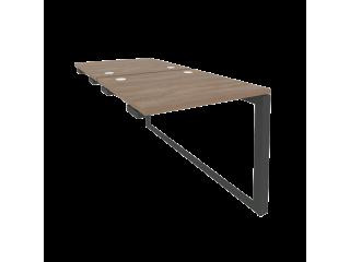 O.MO-D.SPR-0.8 Стол-приставка двойной на О-образном м/к к опорым элем. (780*1635*750)