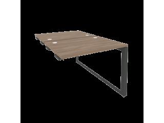 O.MO-D.SPR-1.7 Стол-приставка двойной на О-образном м/к к опорым элем. (980*1475*750)