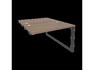 O.MO-D.SPR-2.7 Стол-приставка двойной на О-образном м/к к опорым элем. (1180*1475*750)