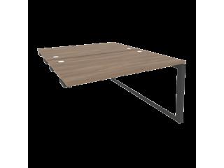 O.MO-D.SPR-3.8 Стол-приставка двойной на О-образном м/к к опорым элем. (1380*1635*750)