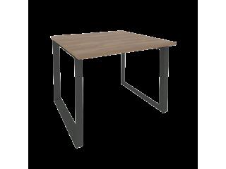 O.MO-PRG-1.1 Стол переговорный на мет. каркасе (1 столешница) (980*980*750)