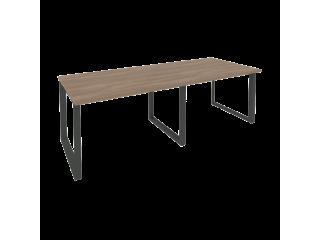 O.MO-PRG-2.2 Стол переговорный на мет. каркасе (2 столешницы) (2360*980*750)