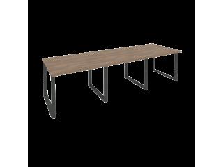 O.MO-PRG-3.1 Стол переговорный на мет. каркасе (3 столешницы) (2940*980*750)