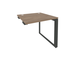 O.MO-SPR-0.8 Стол-приставка на О-образном м/к к опорным элементам (780*800*750)