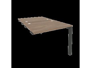 O.MP-D.SPR-1.8 Стол-приставка двойной на П-образном м/к к опорным элем. (980*1635*750)
