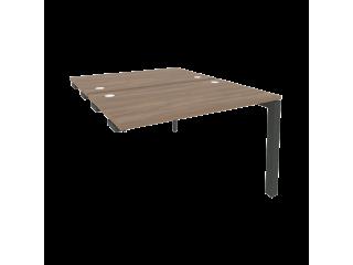 O.MP-D.SPR-2.7 Стол-приставка двойной на П-образном м/к к опорным элем. (1180*1475*750)