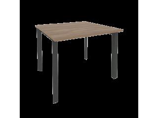 O.MP-PRG-1.1 Стол переговорный на мет. каркасе (1 столешница) (980*980*750)