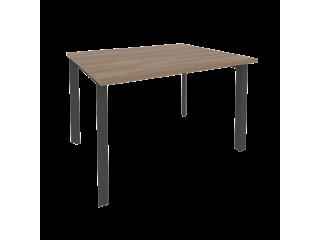 O.MP-PRG-1.2 Стол переговорный на мет. каркасе (1 столешница) (1180*980*750)