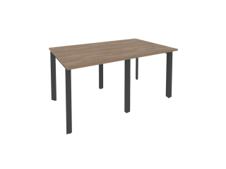 O.MP-PRG-2.0 Стол переговорный на мет. каркасе (2 столешницы) (1560*980*750)
