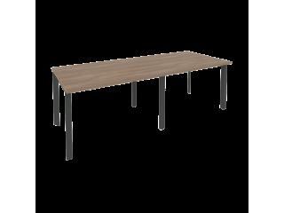 O.MP-PRG-2.2 Стол переговорный на мет. каркасе (2 столешницы) (2360*980*750)