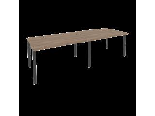 O.MP-PRG-2.3 Стол переговорный на мет. каркасе (2 столешницы) (2760*980*750)