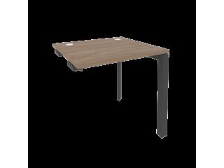 O.MP-SPR-0.7 Стол-приставка на П-образном м/к к опорным элементам (780*720*750)