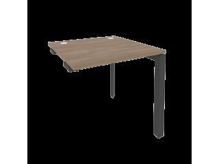 O.MP-SPR-0.8 Стол-приставка на П-образном м/к к опорным элементам (780*800*750)