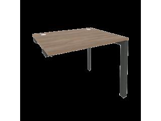 O.MP-SPR-1.8 Стол-приставка на П-образном м/к к опорным элементам (980*800*750)