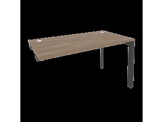 O.MP-SPR-3.7 Стол-приставка на П-образном м/к к опорным элементам (1380*720*750)