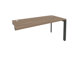 O.MP-SPR-4.7 Стол-приставка на П-образном м/к к опорным элементам (1580*720*750)
