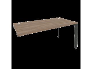 O.MP-SPR-4.8 Стол-приставка на П-образном м/к к опорным элементам (1580*800*750)
