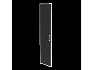 O.SR-1(L/R) black стекло в раме высокий лев/пр (396*20*1920)