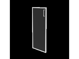 O.SR-2(L/R) black стекло в раме средний лев/пр (396*20*1150)