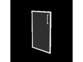 O.SR-3(L/R) black стекло в раме низкий лев/пр (396*20*766)