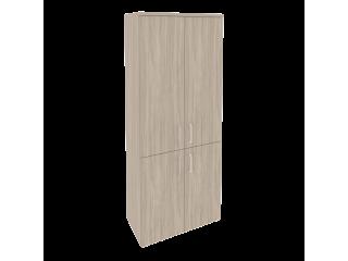 O.ST-1.3 Шкаф высокий широкий (800*420*1977)