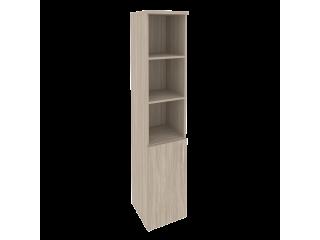 O.SU-1.1(L/R) Шкаф высокий узкий левый/правый (400*420*1977)