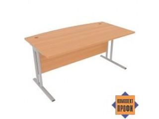 MO1686F Стол для руководителя (1600х900х750 мм)