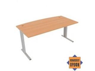 MO1686T Стол для руководителя (1600х900х750 мм)