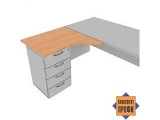 ORSB80(L) Расширитель стола (800х860х25 мм)