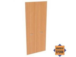 S5D4-Z2 Комплект дверей для шкафа (396х18х1918 мм)