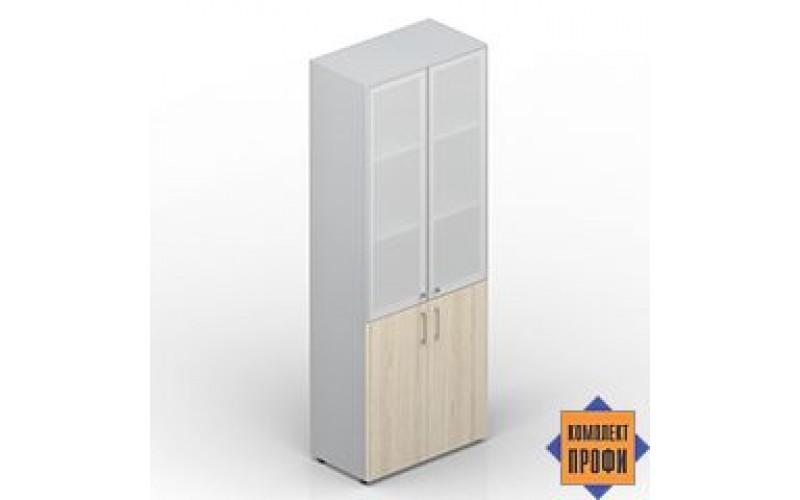 EMHS834L Шкаф офисный, высокий (800х440х1950 мм)