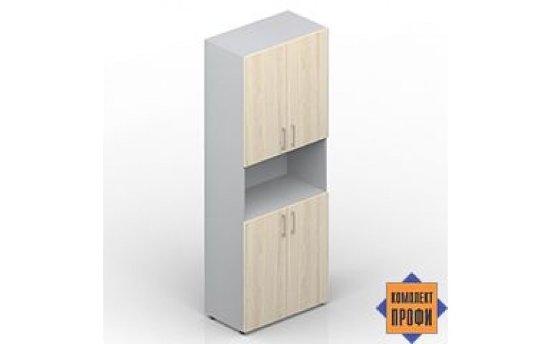 EMHS837 Шкаф для документов, высокий (800х440х1950 мм)