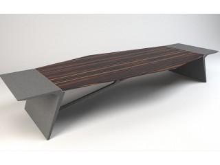 APGR.54 Стол для переговоров прямоугольный (3400x1100x740)