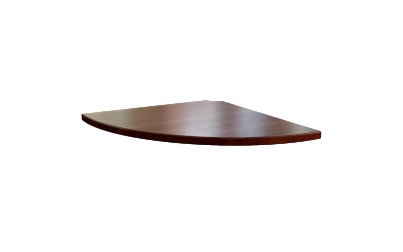 24714 Сектор 90° для стола переговоров (1050x1050x45)